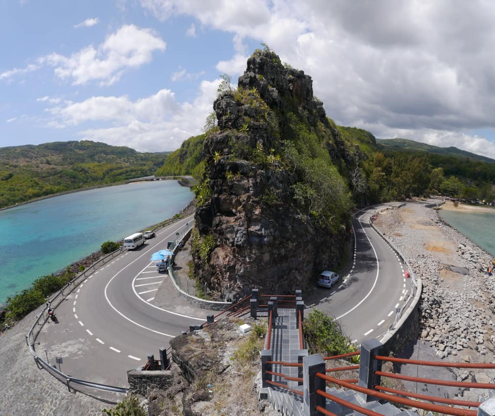 Estrada Ilhas Maurício