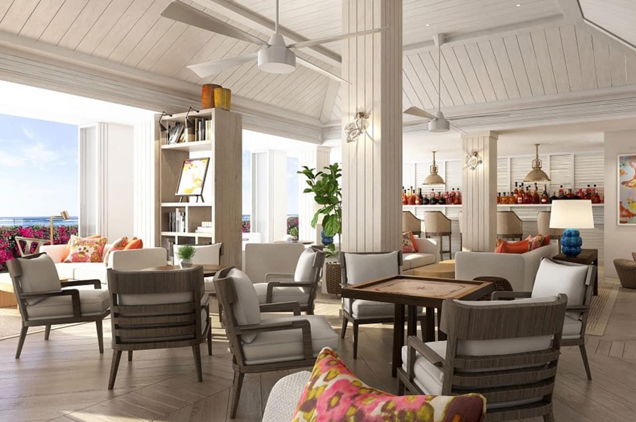 Le Carré Lounge One&Only Le Saint Géran, Mauricio