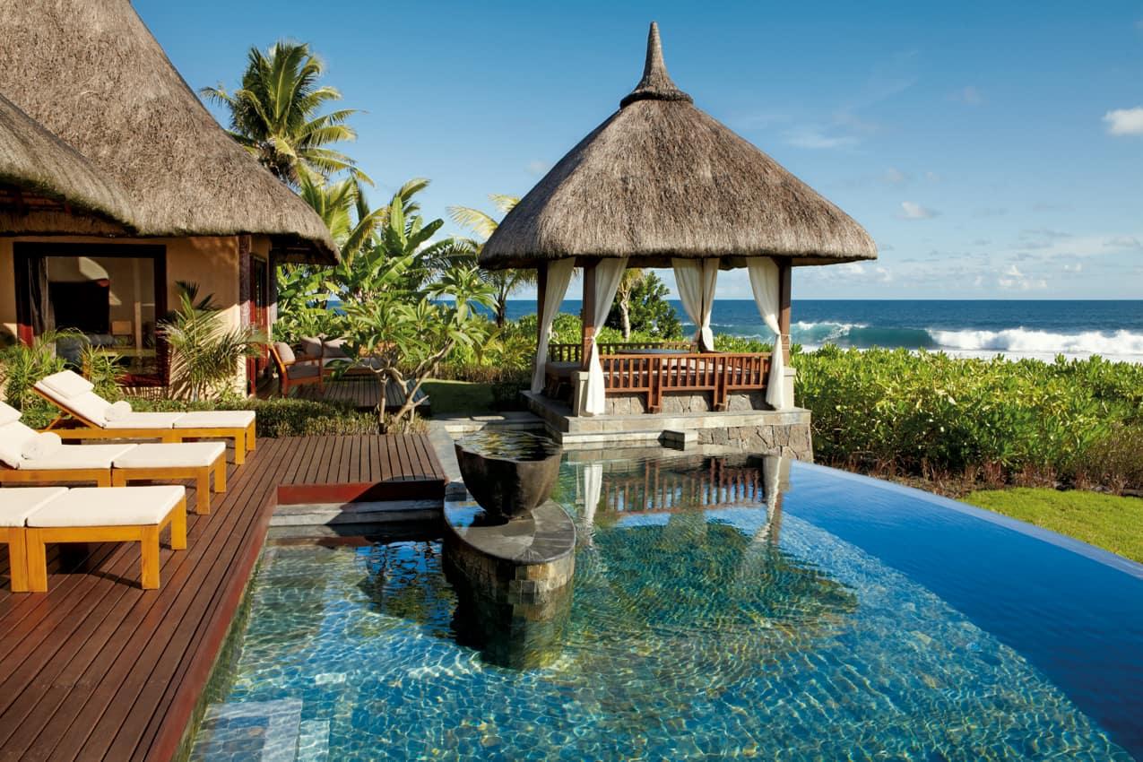 Pacote Ilhas Maurício, Shanti Maurice – A Nira Resort