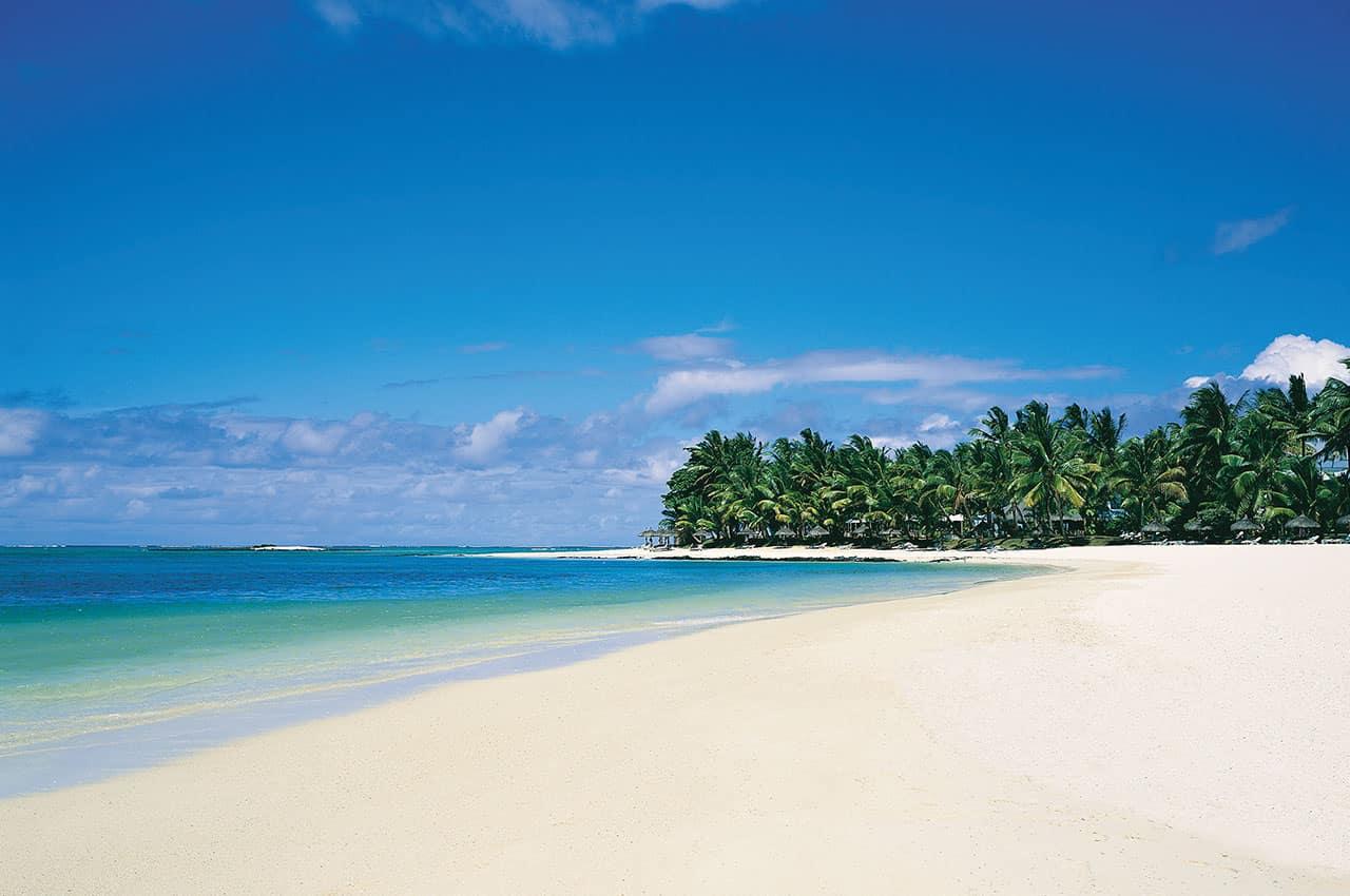 Praia One&Only Le Saint Géran, Mauricio
