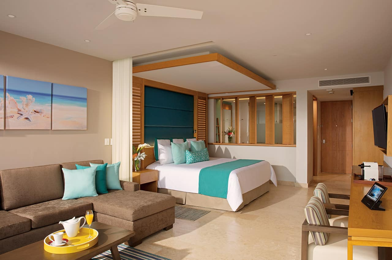 Junior Suite no Dreams Playa Mujeres