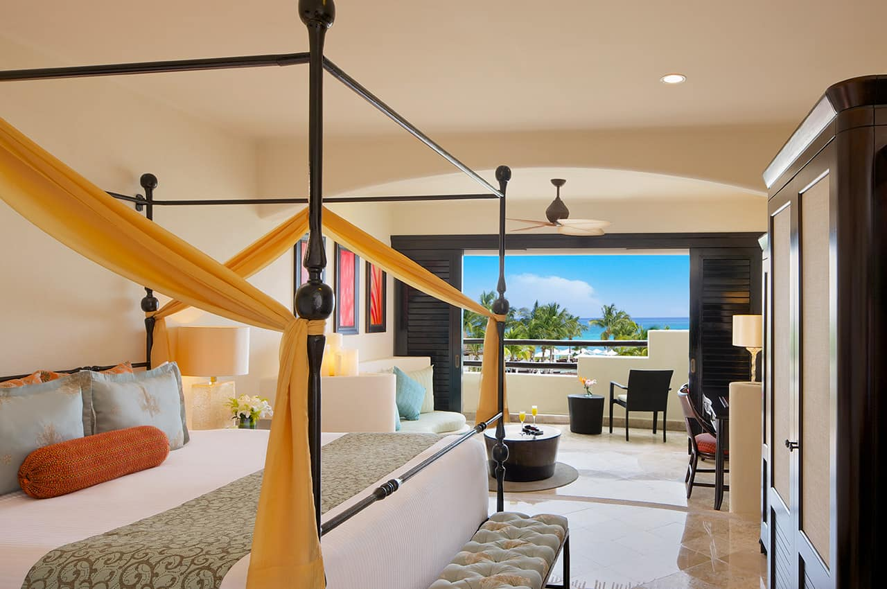 Junior Suite no Secrets Maroma Beach