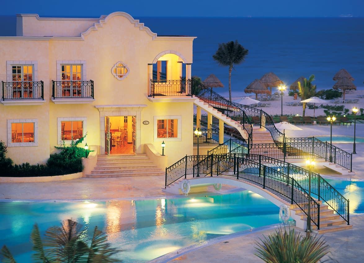 Pacote México, Secrets Capri Riviera Cancun