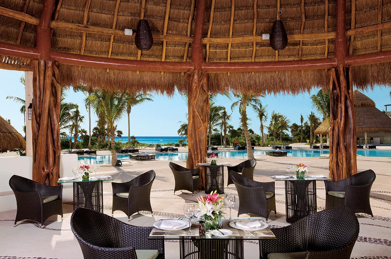 Seaside Grill no Secrets Maroma Beach