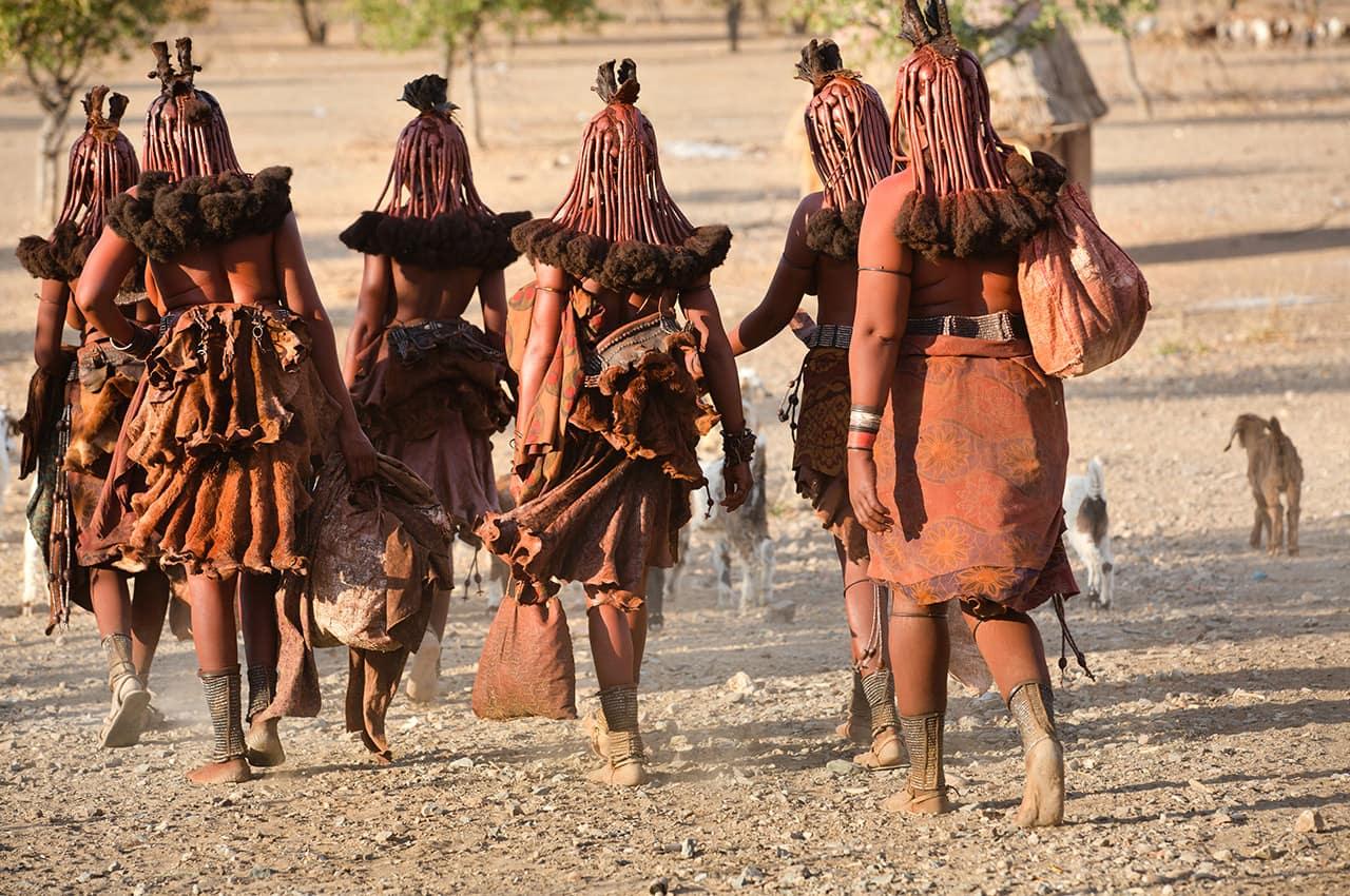 Cultura Namíbia