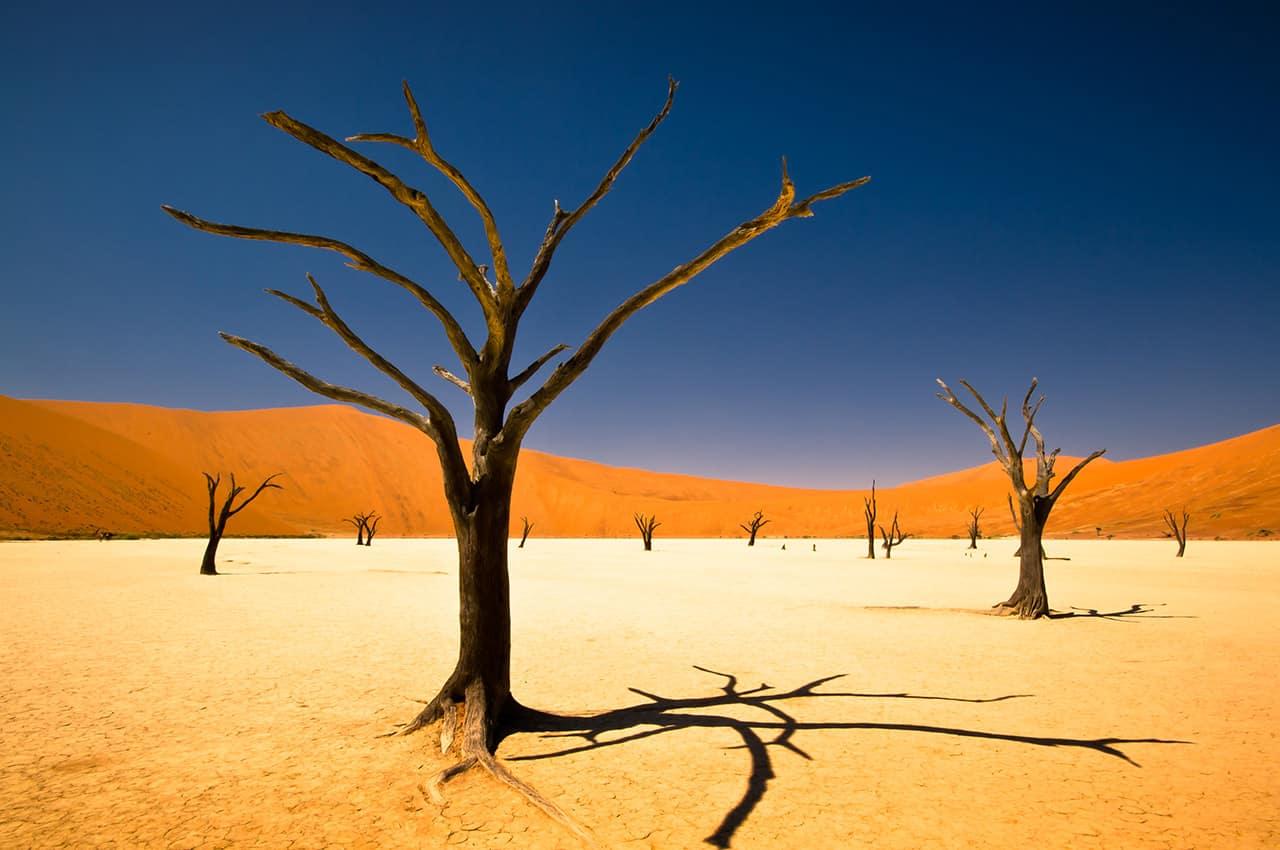 Deserto de Sossuvlei