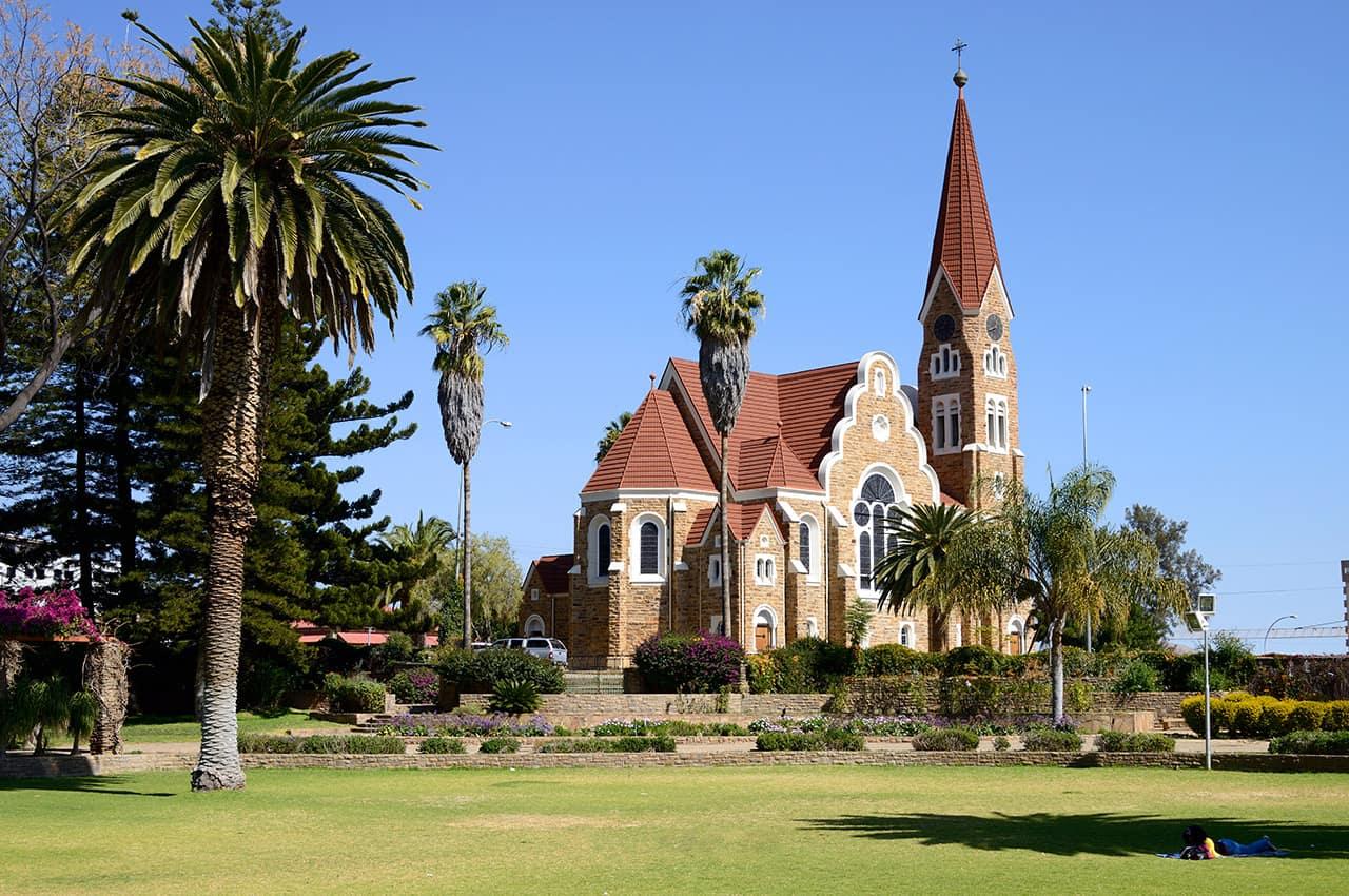 Windhoek - Namíbia