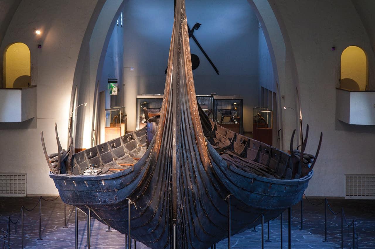 Museu Viking de Oslo