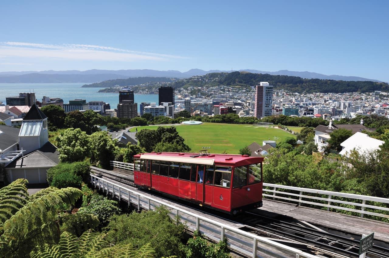 Atividades passeios Wellington, Nova Zelândia