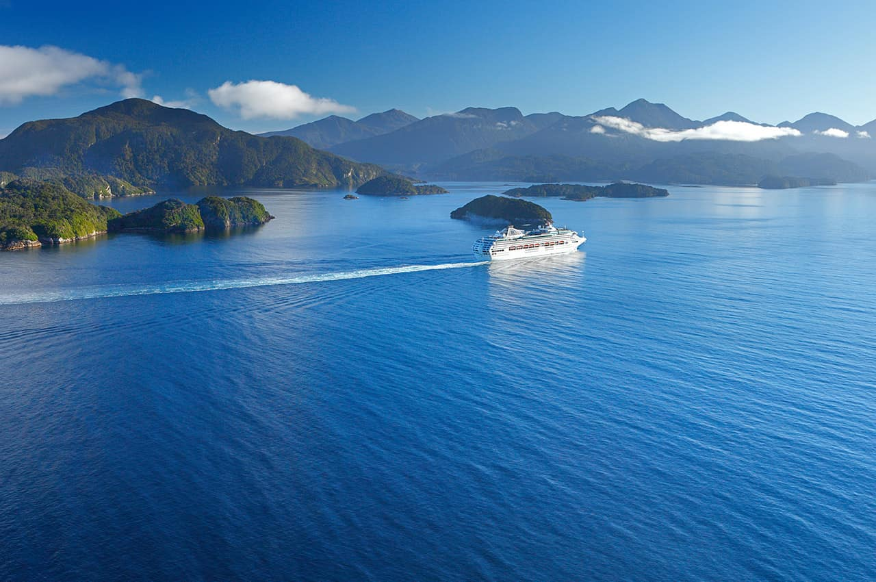 Marlborough Sounds, Nova Zelândia
