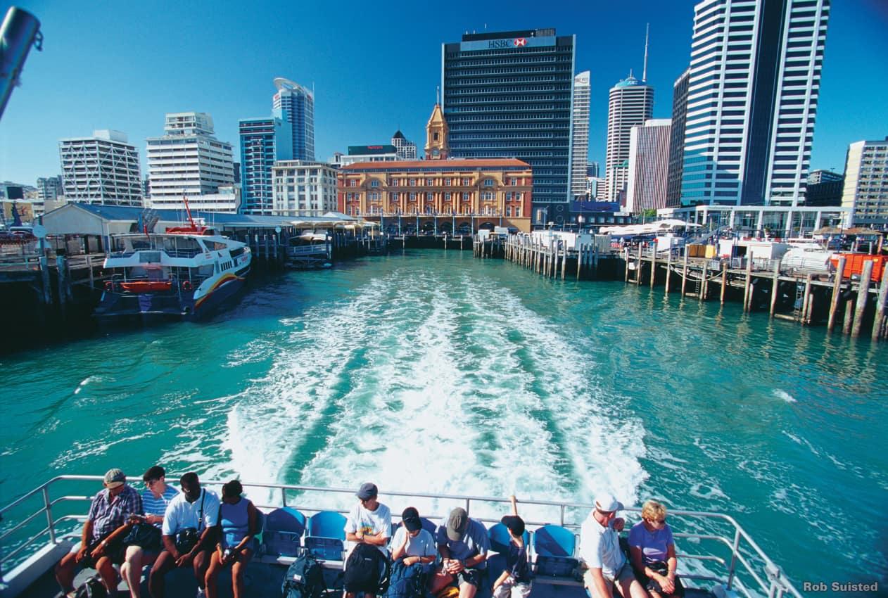 Pacote Nova Zelândia, Auckland - Fotógrafo Rob Suisted