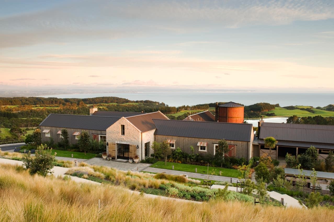 Pacote Nova Zelândia Luxo, The Farm at Cape Kidnappers