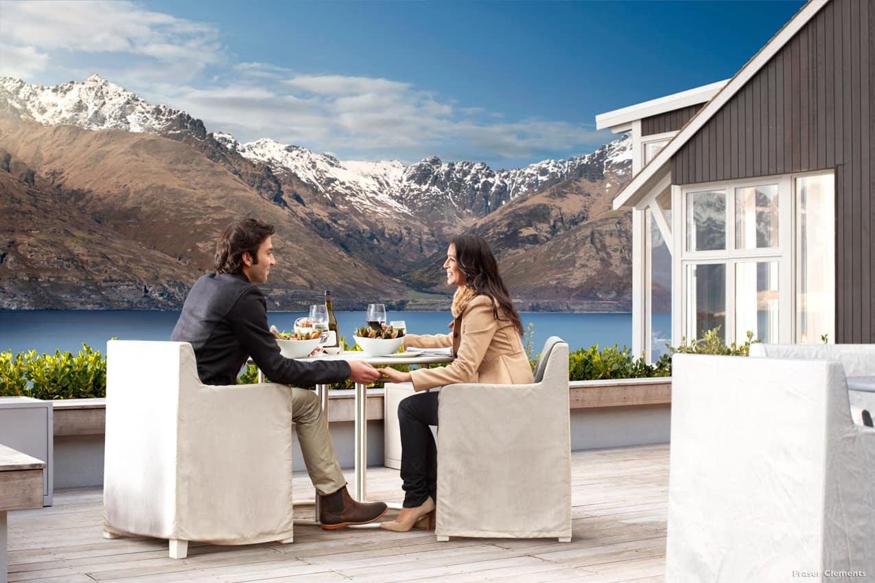 Pacote Nova Zelândia, Matakauri Lodge