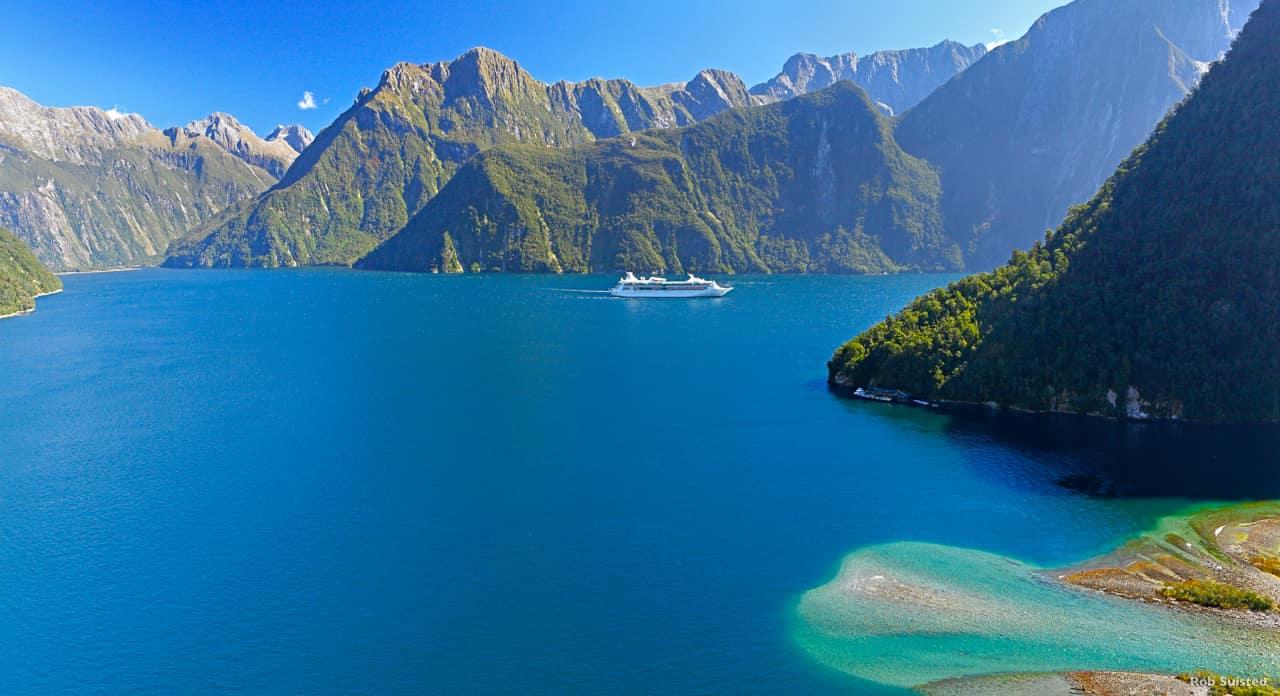 Pacote Nova Zelândia, Milford Sound - Fotógrafo Rob Suisted