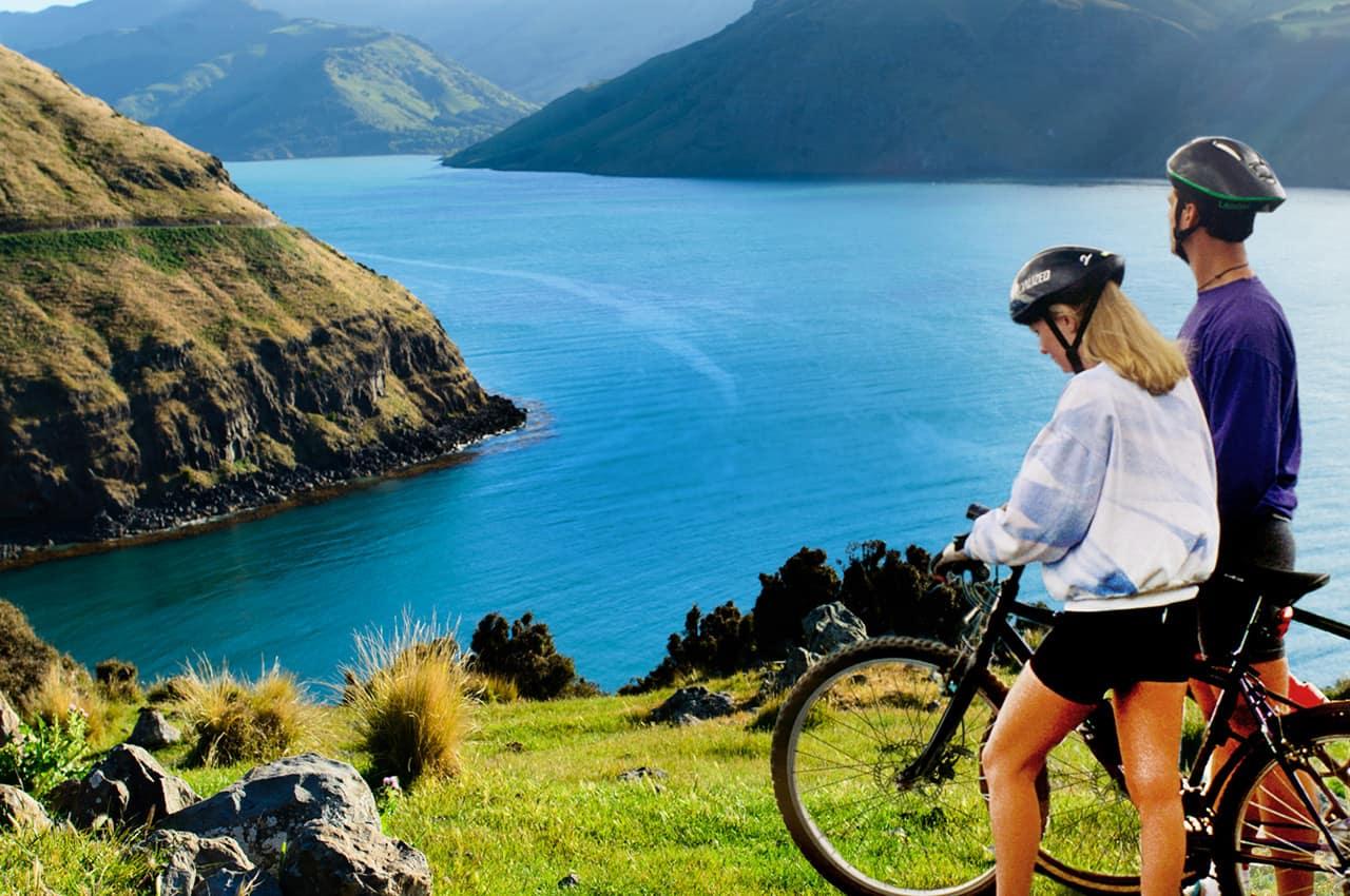 Vista Annandale, Nova Zelândia