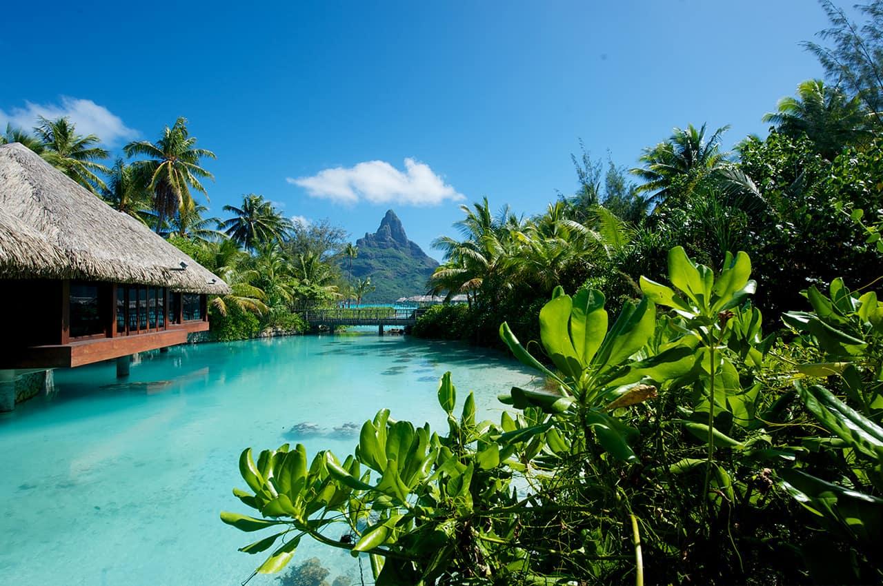 Pacote Tahiti Intercontinental Bora Bora Resort Thalasso Spa