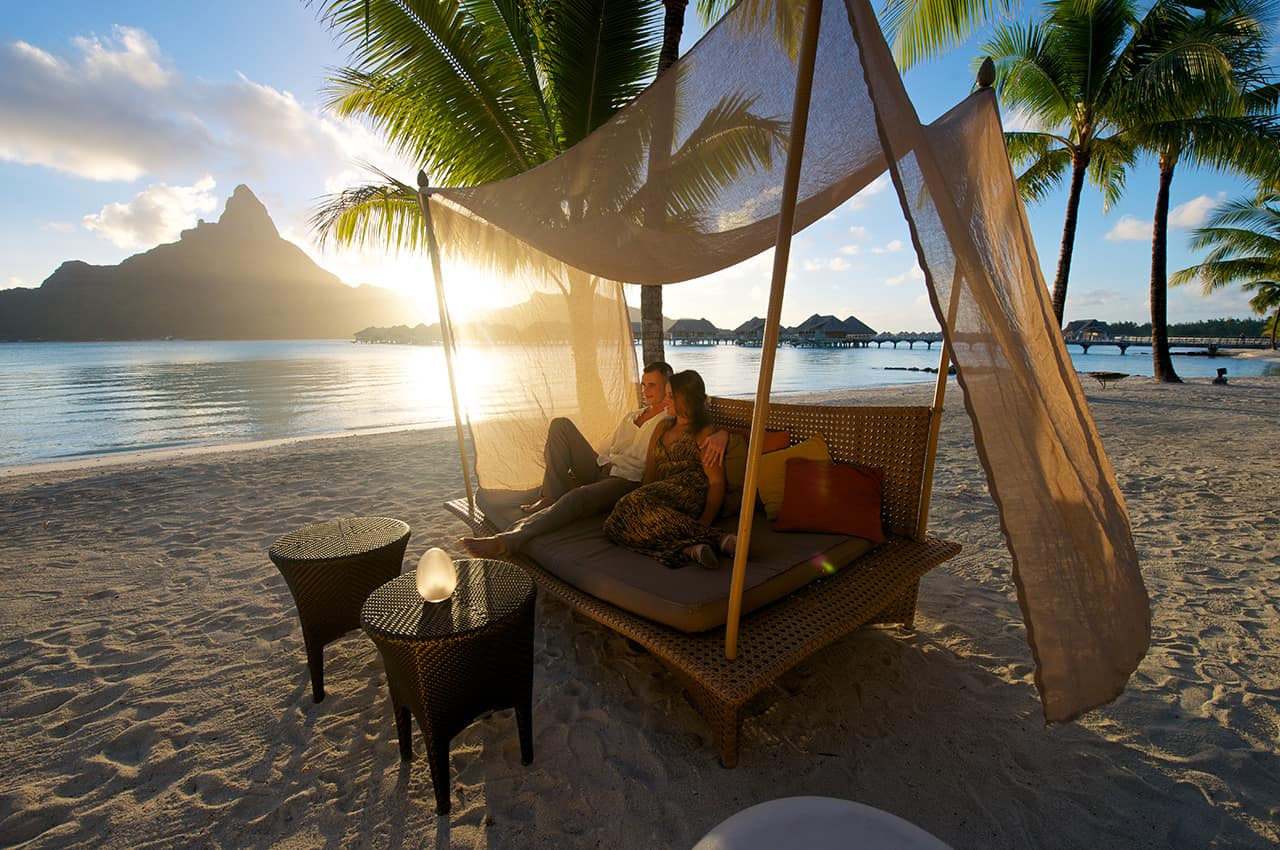 Pacote Tahiti Intercontinental Bora Bora Resort & Thalasso Spa
