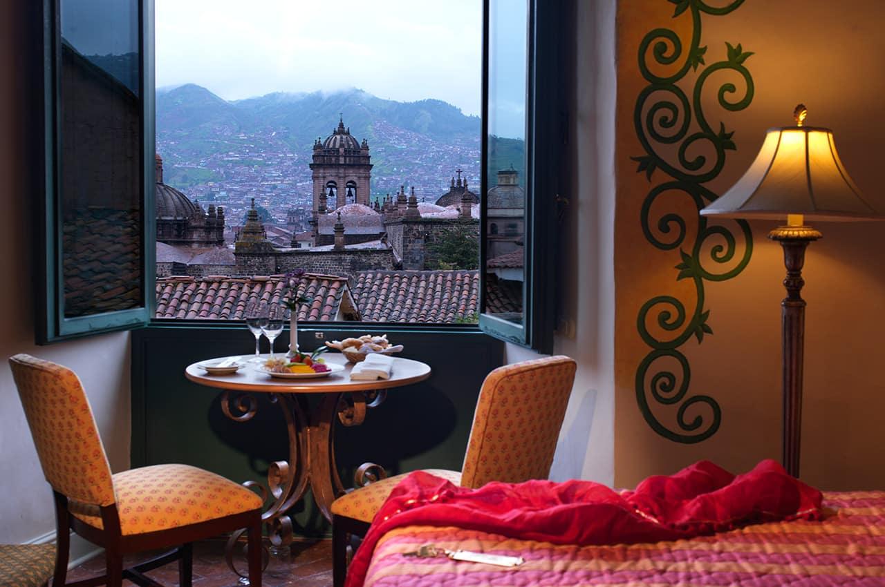 Acomodação Belmond Hotel Monasterio