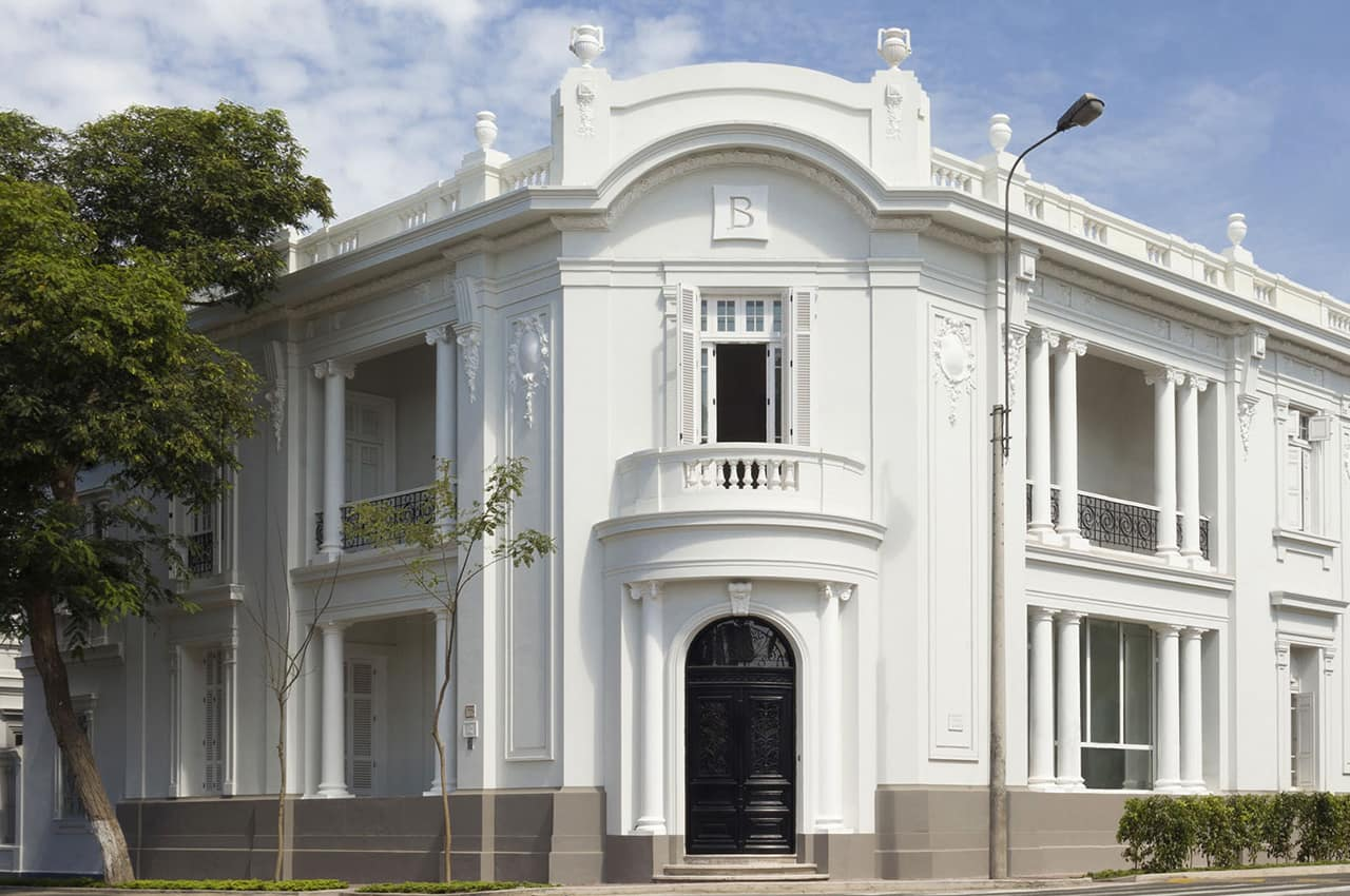 Exterior, Hotel B Arts & Boutique, Lima