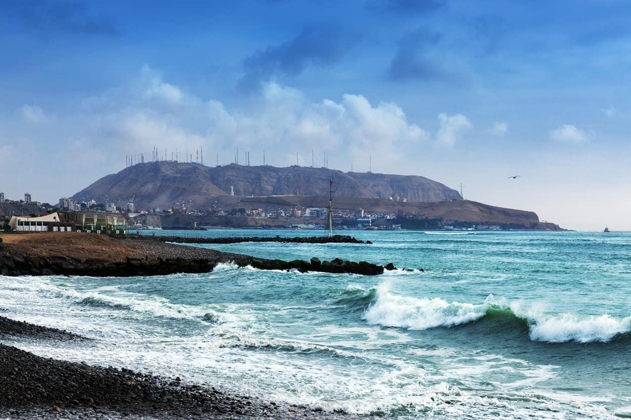 Praias Lima Peru