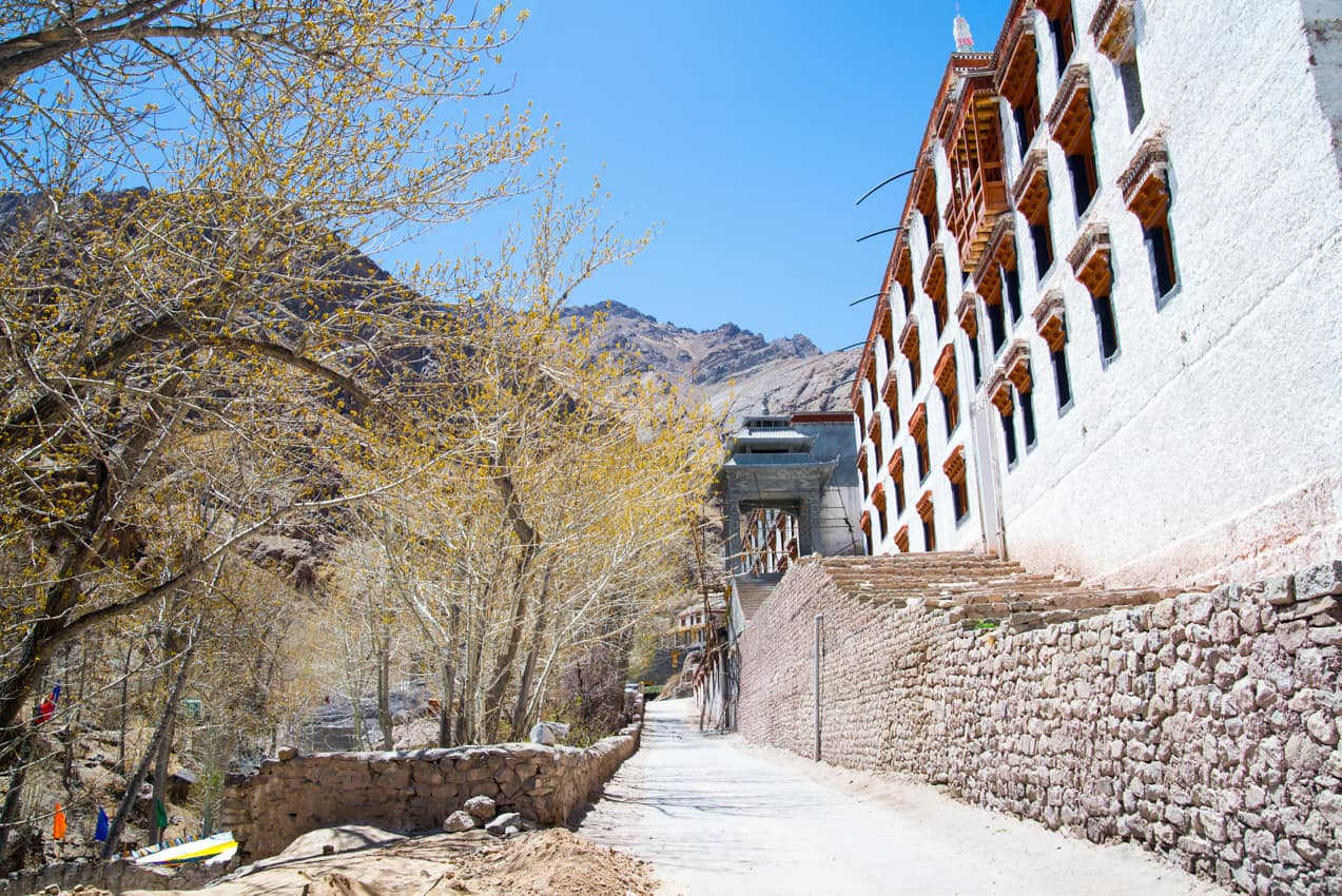 Ponto turístico: Monastério Hemis ladakh, Tibete