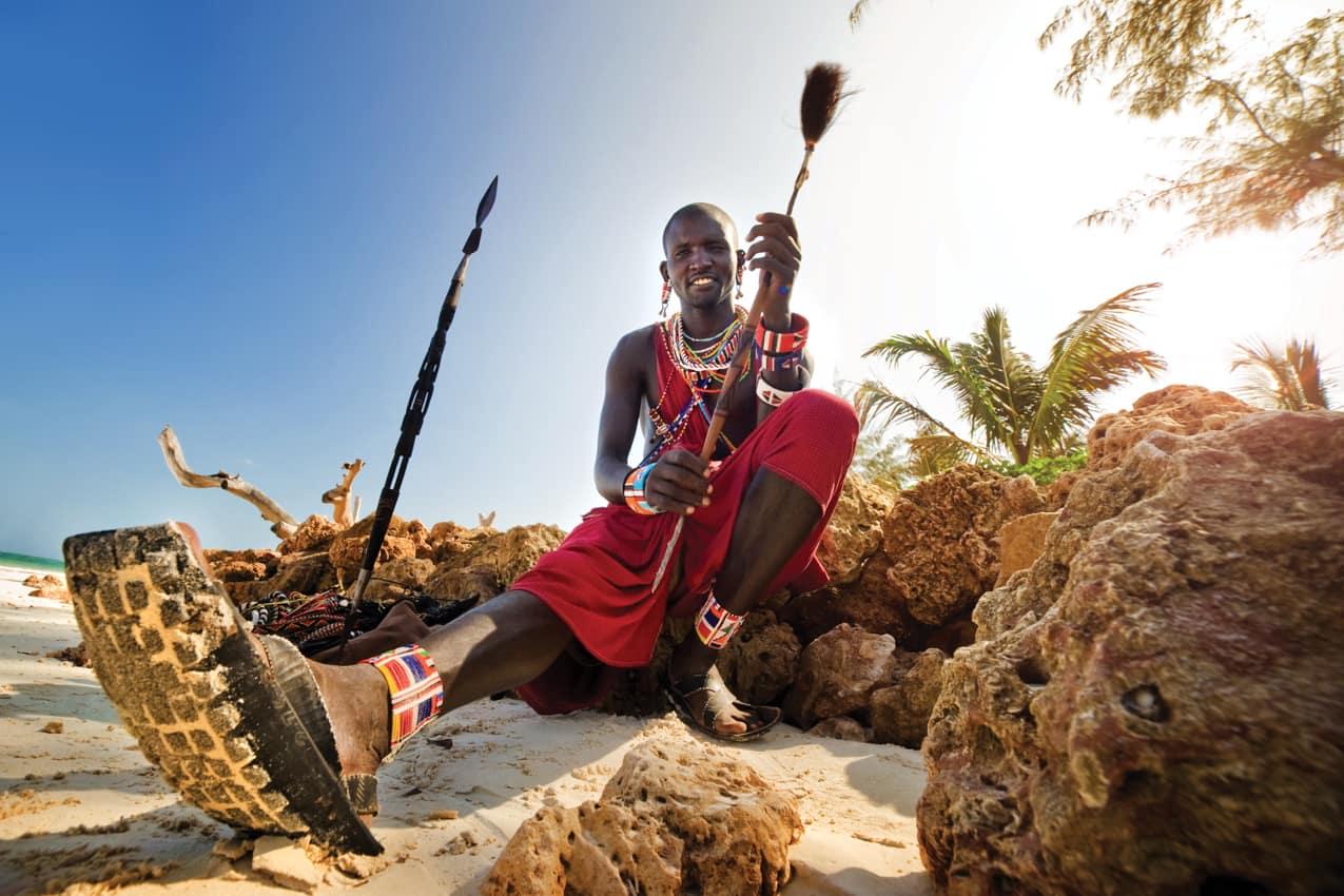 Cultura masai cultura Quênia turismo África