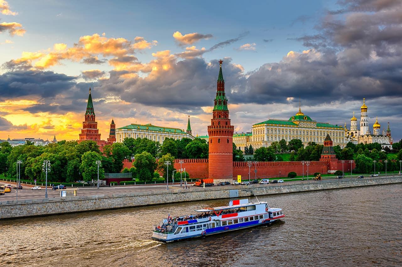 Kremlin de Moscou. Rússia.