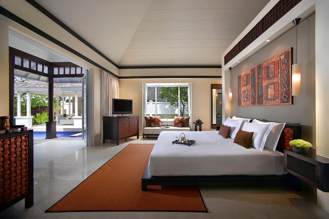Beachfront Spa Villa, Banyan Tree Seychelles