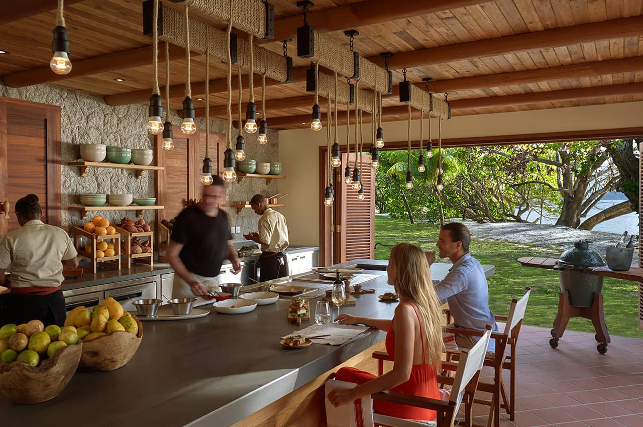 Chefs Table, Six Senses Zil Pasyon