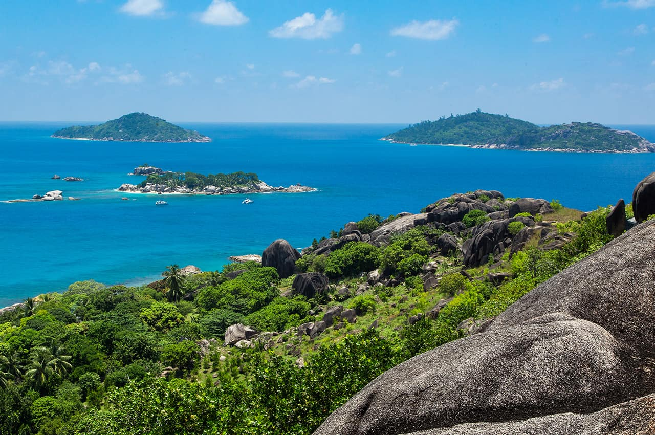 Coco e Sister Islands