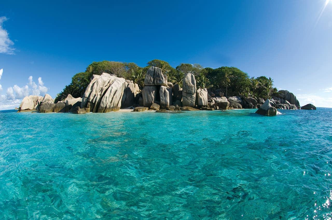 Coco Island, Six Senses Zil Pasyon