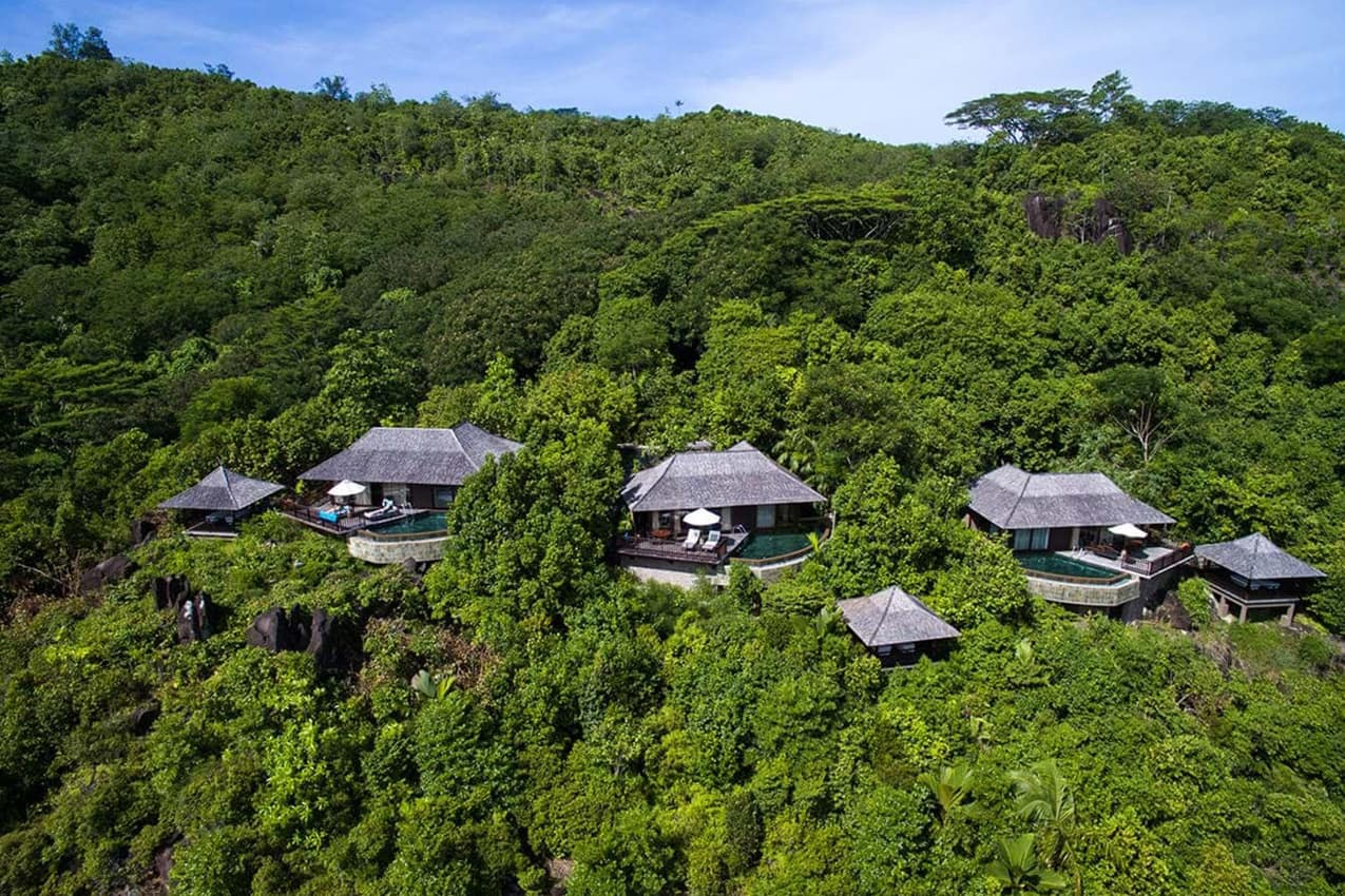 Constance Ephelia, Ilhas Seychelles