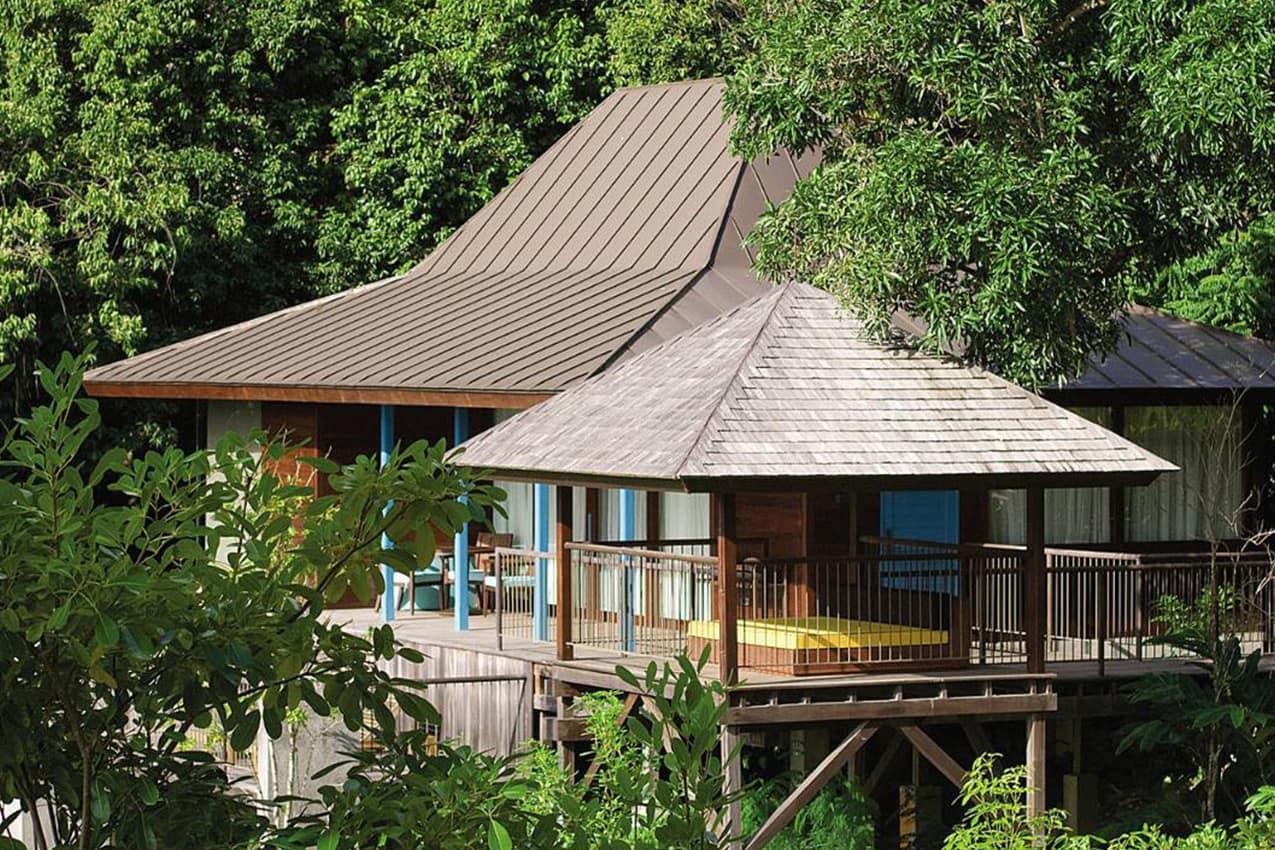 Exterior Ocean View Villa, Four Seasons Seychelles
