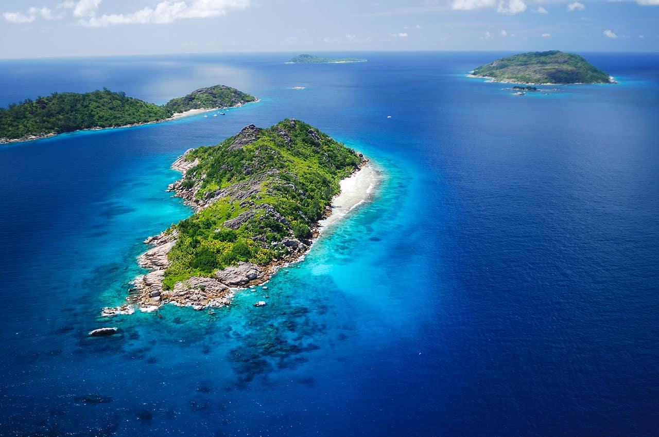 Ilhas Felicite e Sisters