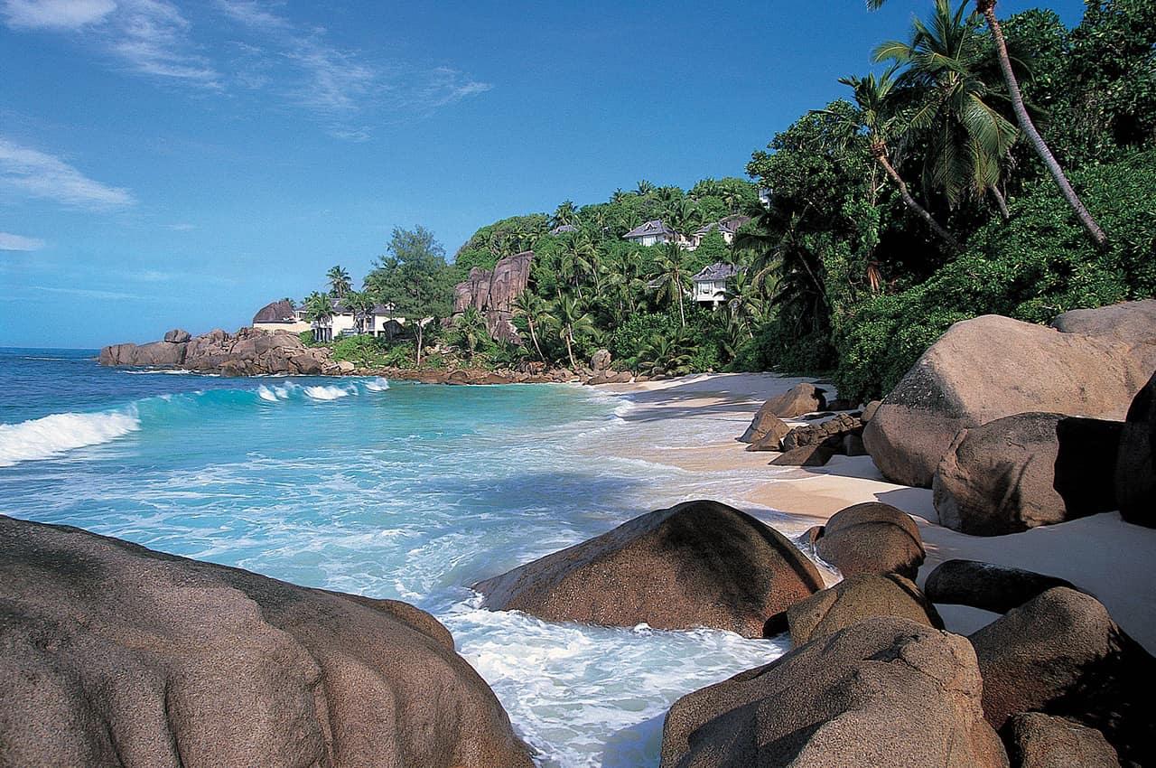 Intendance Bay, Seychelles