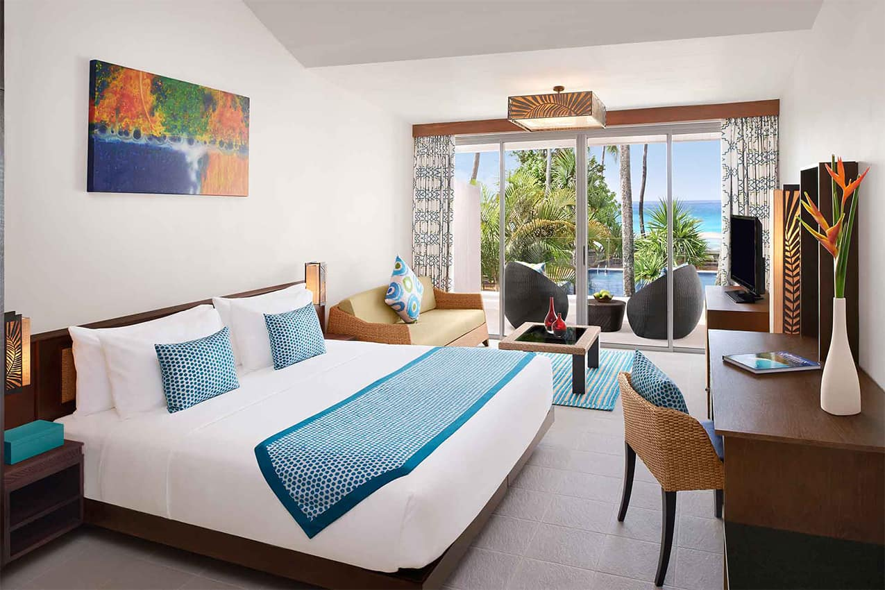 Interior Ocean View Room Avani Seychelles Barbarons