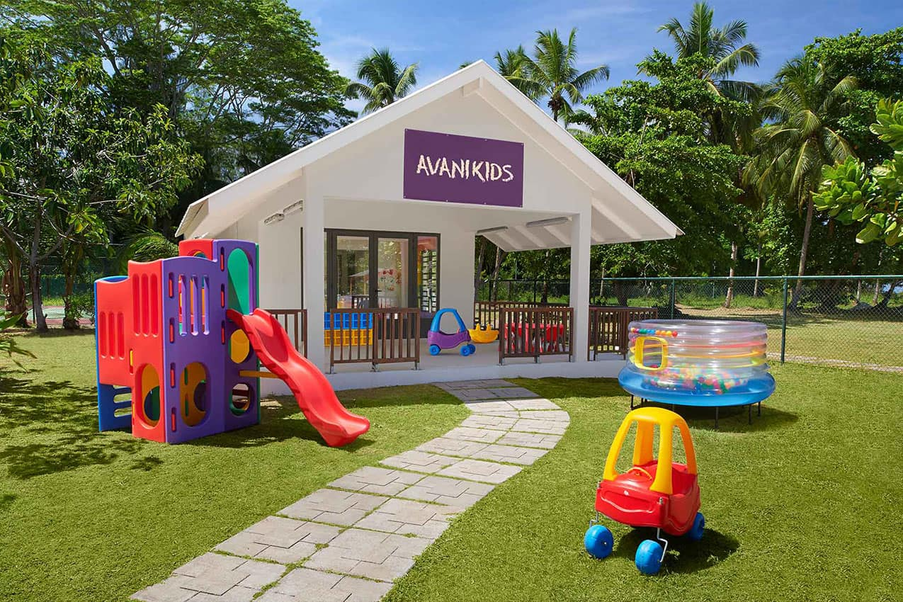 Kids club Avani Seychelles Barbarons