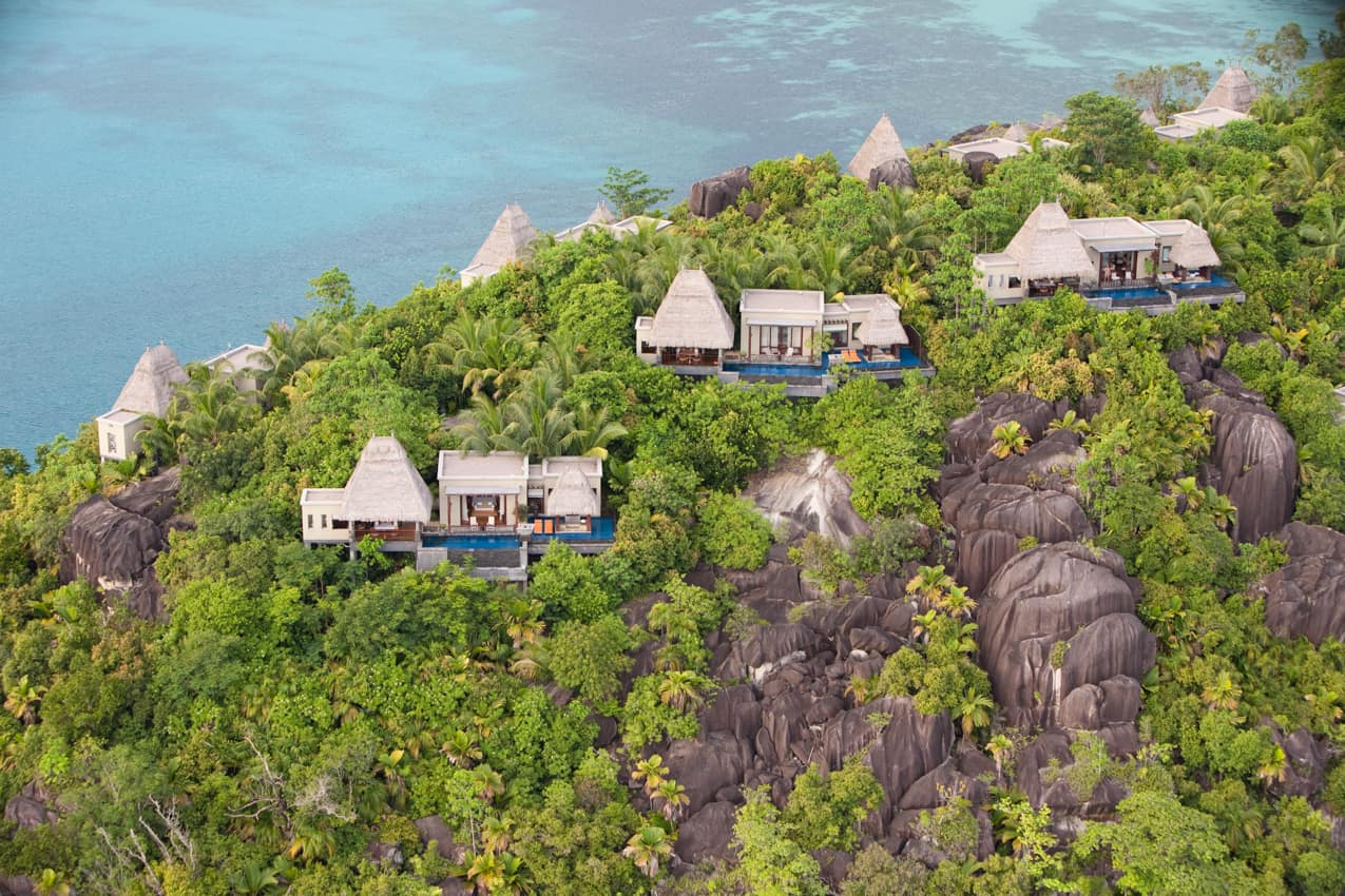 Pacote Ilhas Seychelles, Maia Luxury Resort & Spa