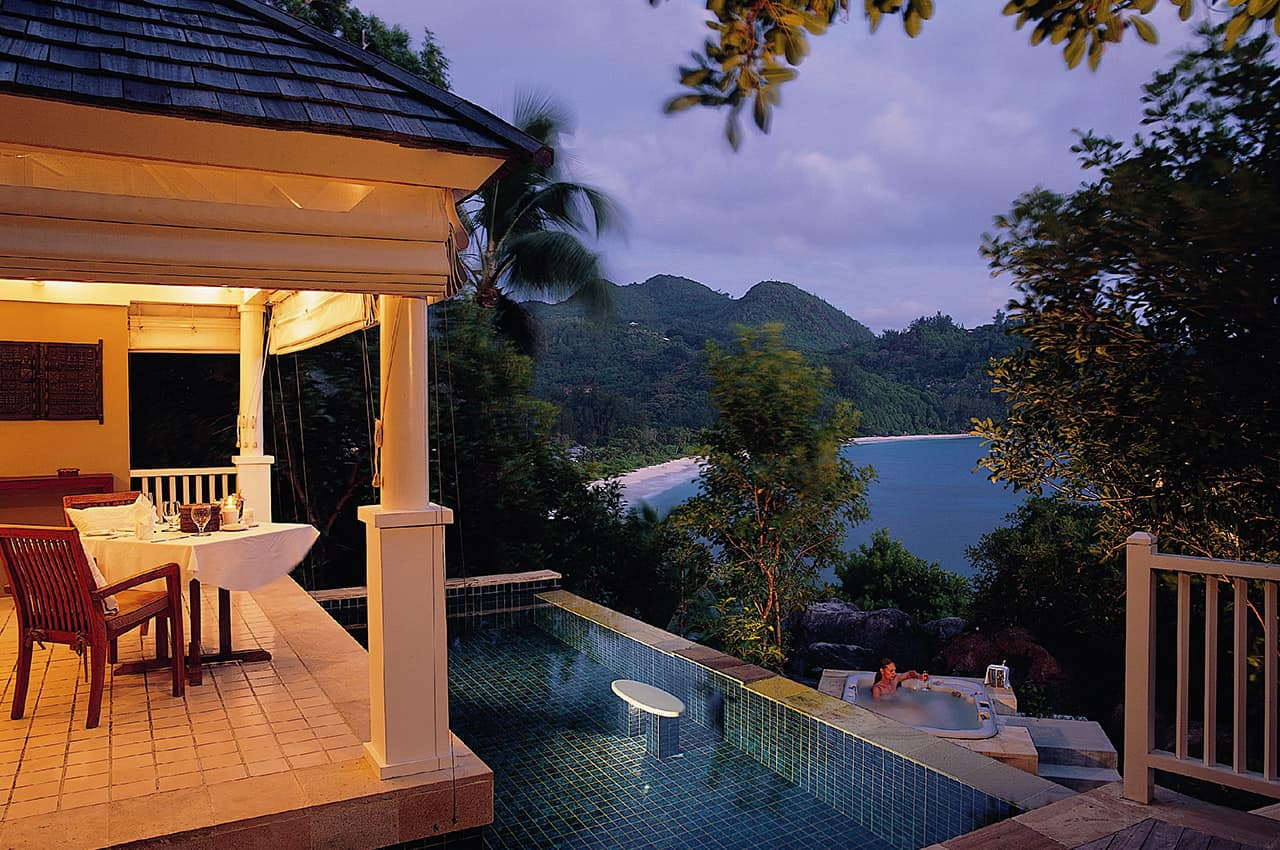 Pool Villa by the Rocks, Banyan Tree Seychelles