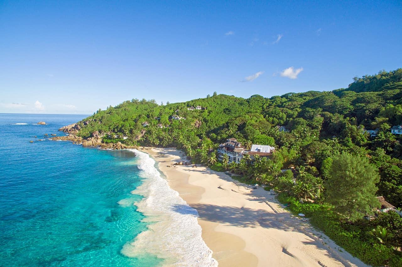 Praia Banyan Tree Seychelles