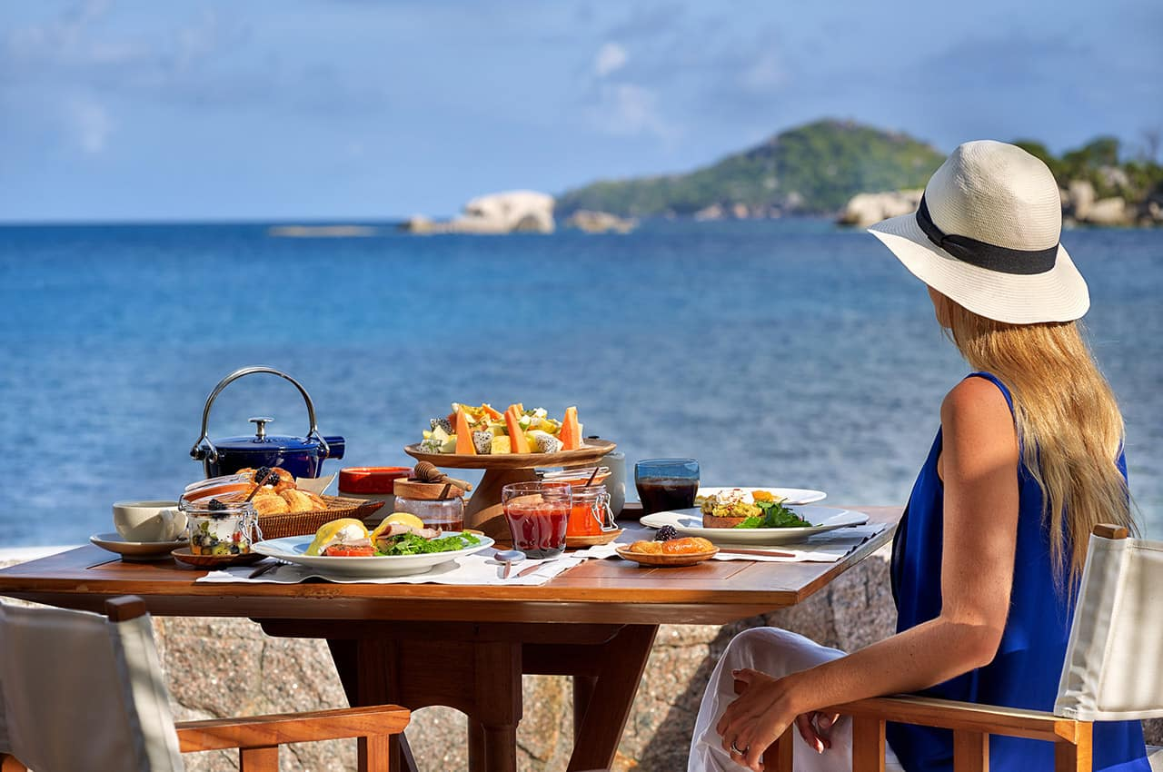 Restaurante Ocean Kitchen, Six Senses Zil Pasyon