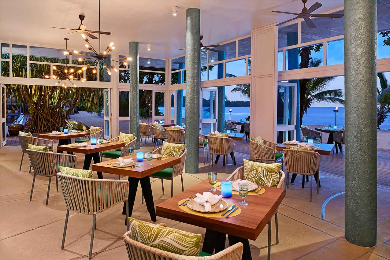 Restaurante Tamarind Avani Seychelles Barbarons