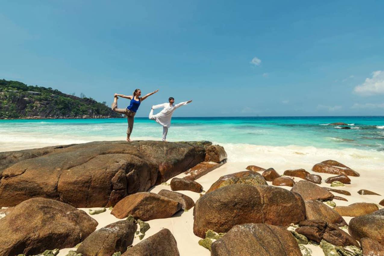 Yoga, Four Seasons Seychelles