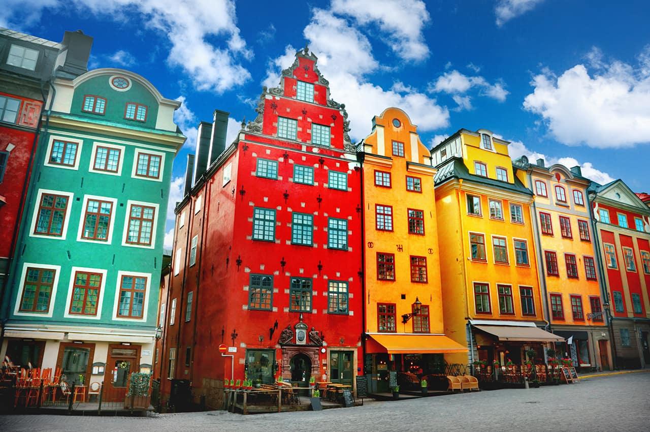 Arquitetura - Estocolmo, Suécia.