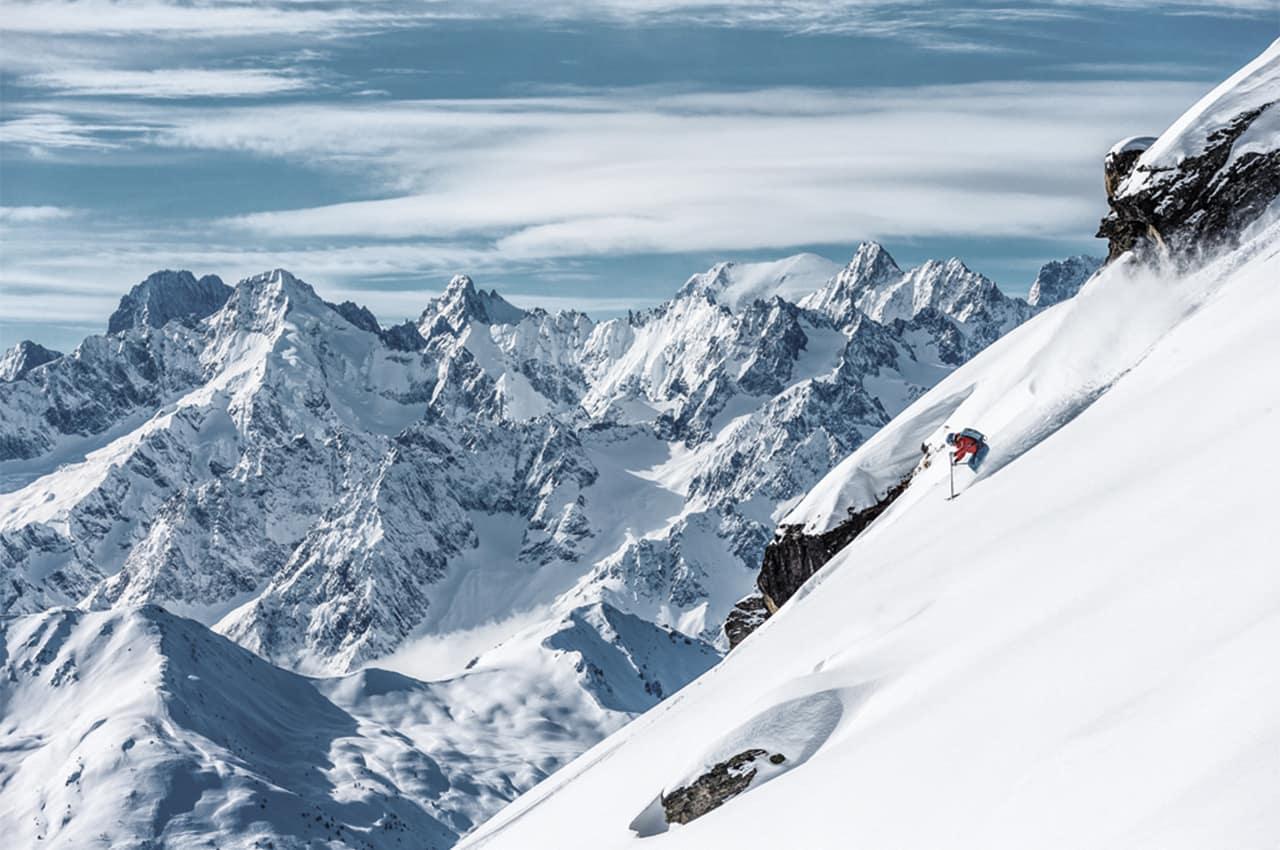 Verbier freerider esqui