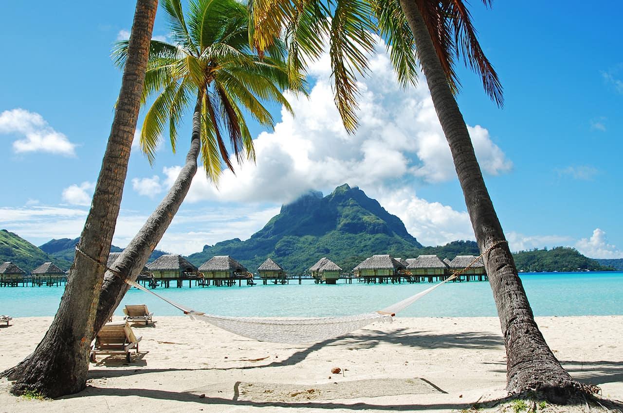 Bangalôs Bora Bora Tahiti Polinésia Francesa
