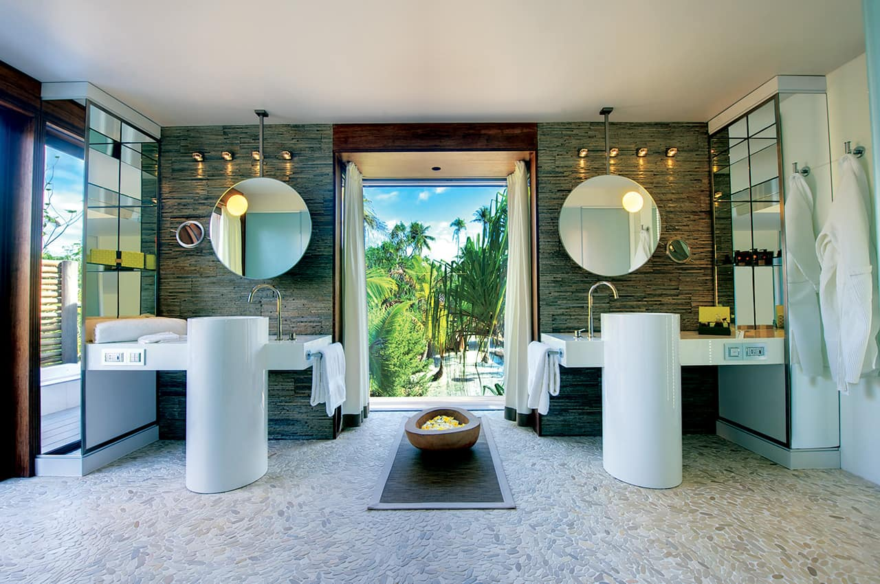 Banheiro One Bedroom Villa, The Brando