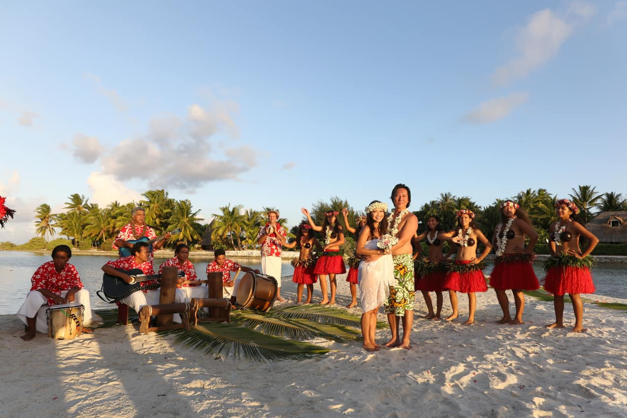 Casamento Le Meridien Bora Bora