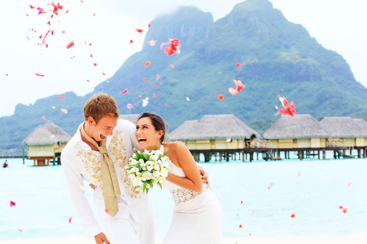 Casamento Pearl Beach Bora Bora Resort