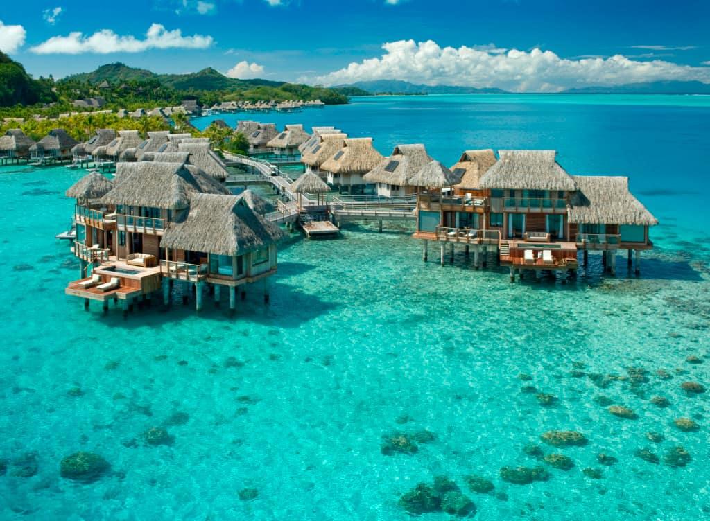 Pacote Tahiti, Hilton Bora Bora